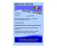 Audio Mixing and Mastering Course in South Africa.