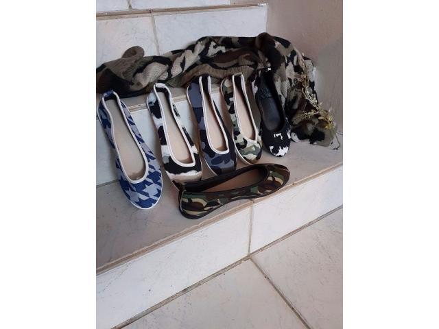 Bulk Ladies Footwear - 2/3