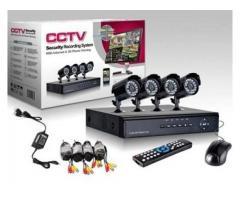 CCTV, ALARMS, ELECTRIC FENCING and GATE/GARAGE MOTORS