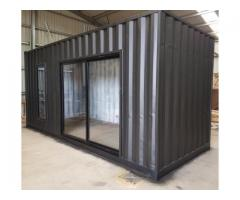 20ft x 8ft Anti Vandal Portable Cabin Site Office