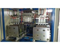 Automatic Double Station Extrusion Blow moulding machine for Sale - second hand