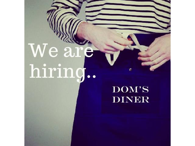 Recruiting Waiters - 2/2