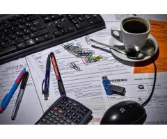 Professional Accountant and Bookkeeper in Brakpan
