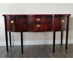 Gorgeous Mahogany Side Board