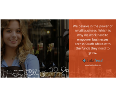 Business funding for small to medium enterprises in South Africa