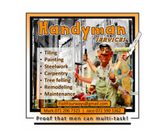 Handyman | Security Services - Available 24/7 - Northern suburbs.