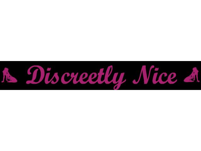 Discreetly Nice - 2/2