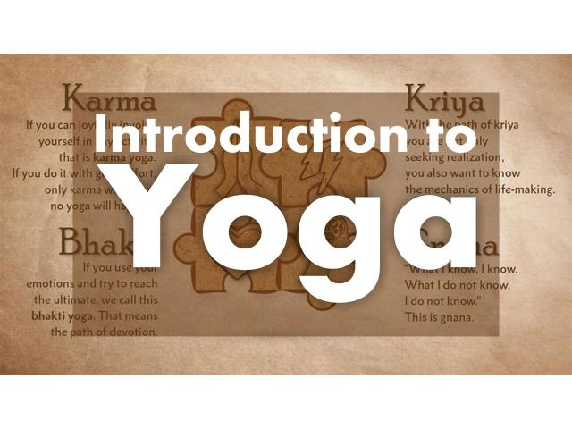 Beginners Yoga Workshop - 2/2