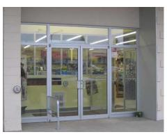 Aluminium door and shopfront repairs