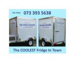 Mobile Fridge Hire East London