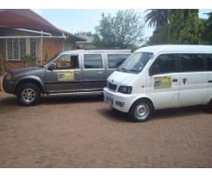 School Transport Springs / Die Anker Brakpan
