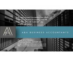 Reliable Accountant and Bookkeeper in Brakpan
