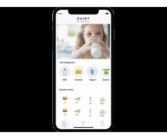 Milk Delivery App Developer