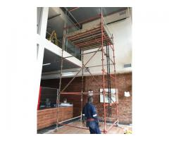 Scaffold for sale and hire /building maintenance