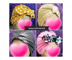 Bow Turbans for sale