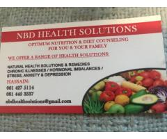 NBD HEALTH SOLUTIONS