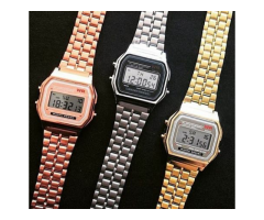 Casio watches