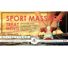 Medical Sports Massage, Parkview, Randburg