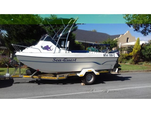 Boat for Sale T-Cat - 1/2