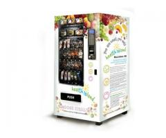 Healthy snack vending machine - franchise