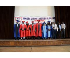 ROCK OF SPRING TECHNICAL COLLEGE. GERMISTON
