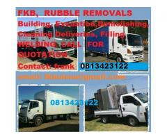 GAUTENG RUBBLE REMOVALS BUILDING WELDING