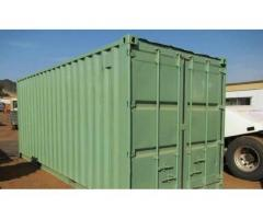 Storage secure 6m/20ft container