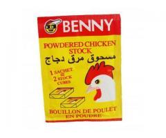 Benny Chicken Flavor Stock