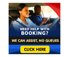 Learners licence booking Online