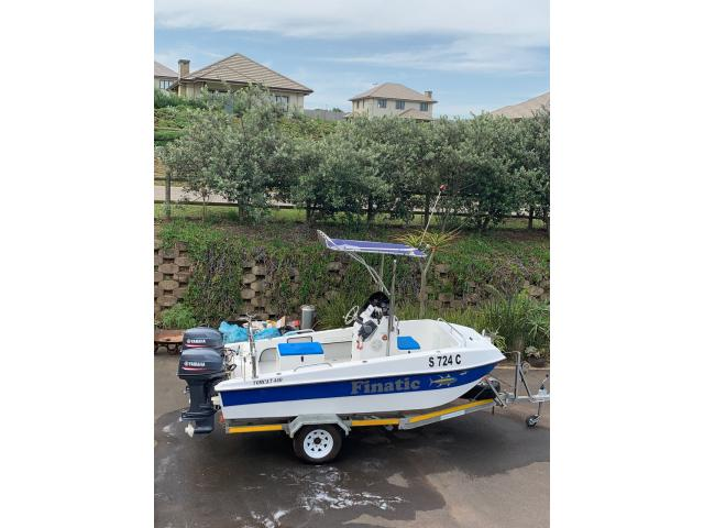 Immaculate 14.6 SKI BOAT FOR SALE - 1/4