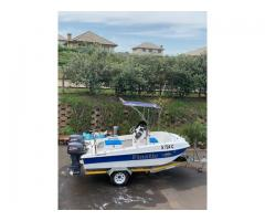 Immaculate 14.6 SKI BOAT FOR SALE