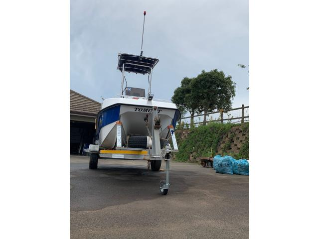 Immaculate 14.6 SKI BOAT FOR SALE - 3/4