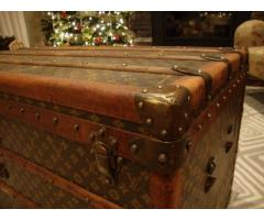 Authentic Vintage Louis Vuitton Trunk