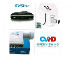 Dstv/ovhd repairs and installation