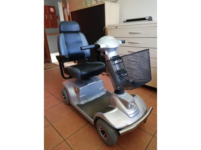 4 Wheel Scooter for the elderly or disabled - 3/3