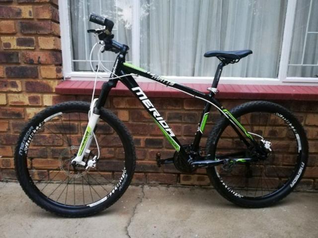 Merida Matt TFS 100 26er Mountain bike for sale - 1/4