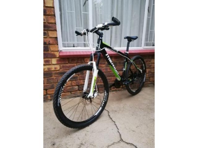 Merida Matt TFS 100 26er Mountain bike for sale - 3/4