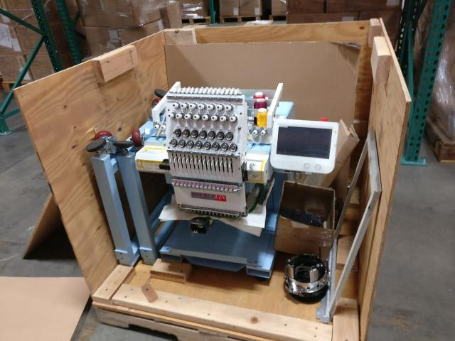 2016 MODEL 1501 embroidery machine - 1/2