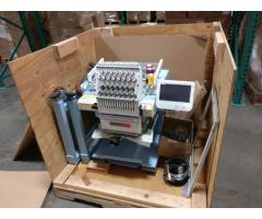 2016 MODEL 1501 embroidery machine