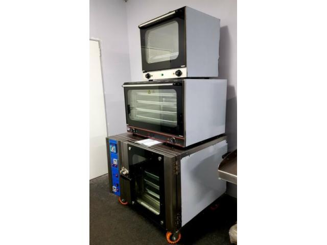 COMMERCIAL PROFESSIONAL CONVECTION OVENS - 1/4