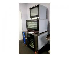 COMMERCIAL PROFESSIONAL CONVECTION OVENS