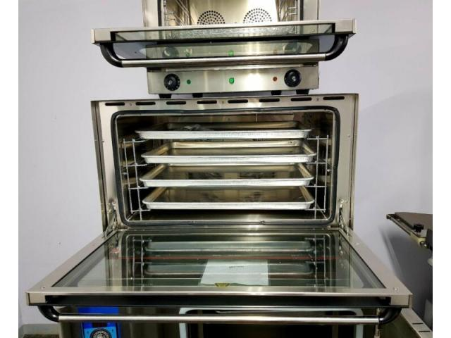 COMMERCIAL PROFESSIONAL CONVECTION OVENS - 2/4