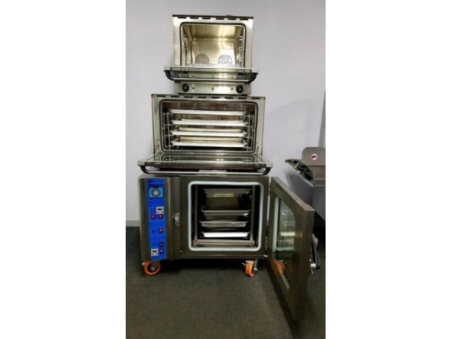 COMMERCIAL PROFESSIONAL CONVECTION OVENS - 3/4