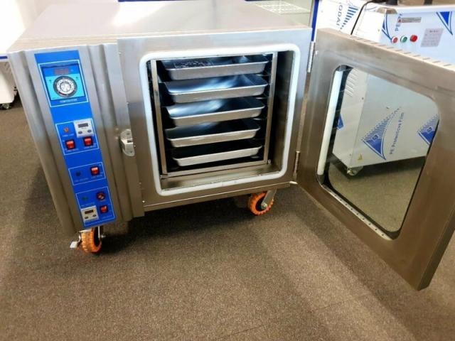 COMMERCIAL PROFESSIONAL CONVECTION OVENS - 4/4