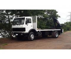 Crane trucks and general transport services