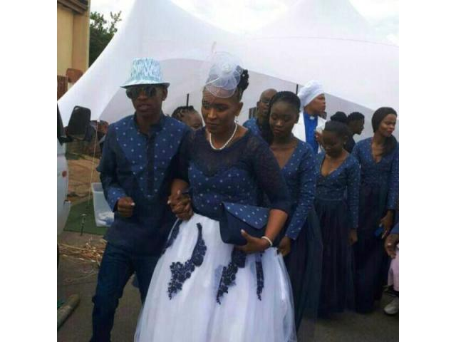 Traditional dresses | Traditional wedding dresses made to order - 1/4