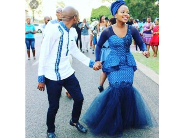 Traditional dresses | Traditional wedding dresses made to order - 2/4
