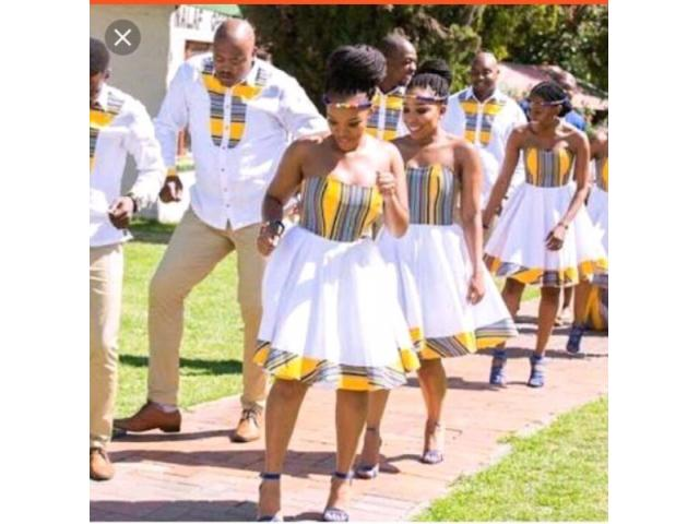 Traditional dresses | Traditional wedding dresses made to order - 3/4