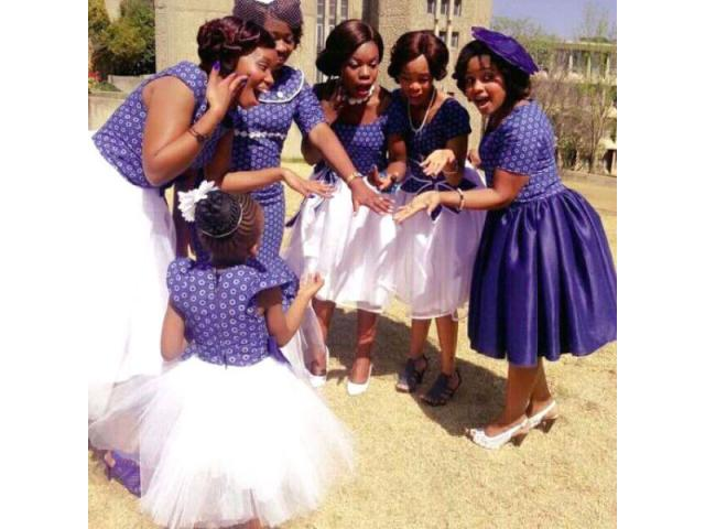 Traditional dresses | Traditional wedding dresses made to order - 4/4