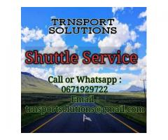 Trnsport Solutions - Shuttle Service
